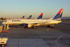 Delta upgrades entire fleet to efficient LED lighting