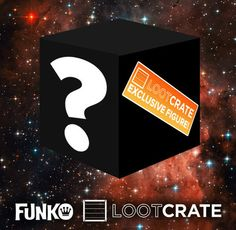 September 2014 LootCrate Galactic Edition  - Visit http://popvinyl.net/pop-vinyl-news/september-2014-lootcrate-galactic-edition/ for more information - #funko #popvinyl #Funkopop #2014, #Funko, #Galactic, #Loot, #Lootcrate, #PopVinyl, #September, #Toy