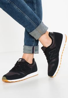 New Balance WL373 - Trainers - black - Zalando.co.uk