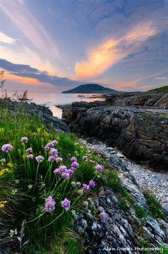 Upper Dunaff by Alan Owens | Donegal Ireland