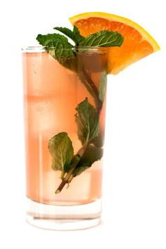 Grapefruit Agua Fresca     2 oz. blanco tequila     ½ oz. Cocchi Americano Rosa     ½ oz. fresh Ruby Red grapefruit juice     ½ oz. honey