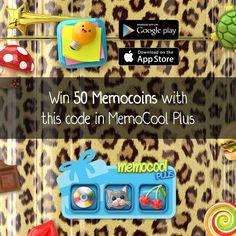 Here's a new Code for this week on Pinterest. Find more on our Facebook, Instagram, Google+ and Twitter profiles. Only until September 18!  // Aquí tenéis un nuevo Código para esta semana en Pinterest. Podéis encontrar más en nuestros perfiles de Facebook, Instagram, Google+ y Twitter. ¡Sólo hasta el 18 de Septiembre!  #app #apps #note #notes #reminder #memocool #notepad #magnets #custom #personalized #postit #cute #kawaii #iphone #ipad #android #ios #hama #pyssla #beads #widget #fridge