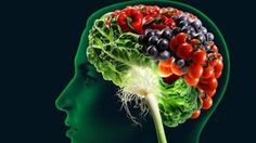 Brain Food - Nutrition for Learning & Memory Good Brain Food, Healthy Brain, Brain Health, Mental Health, Healthy Mind, Health And Wellness, Health Tips, Health Fitness, Health Benefits