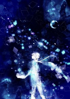 Anime Art Flowers and I by Koto Koto Anime Galaxy, Anime Kunst, Anime Scenery, Art Graphique, Anime Artwork, Pretty Art, Anime Love, Manga Art, Neko