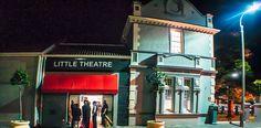 The vibrant Little Theatre at Port Elizabeth's Athenæum Provinces Of South Africa, Little Theatre, Port Elizabeth, Exhibition Space, Nelson Mandela, Africa Travel, Fast Cars, Exhibitions, City