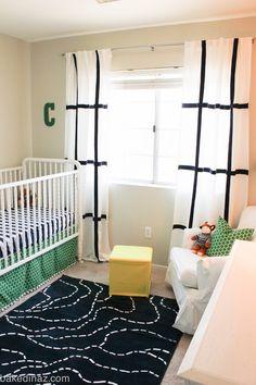Baby Boy Nursery on a budget! #nursery #boy bakedinaz.com