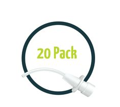 """Equine Irrigator Disposable Tips (20 Pack) 