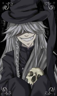 undertaker black butler   Undertaker by ~Toadysplatch on deviantART