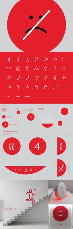 Coca-Cola Global HQ — Wayfinding System design
