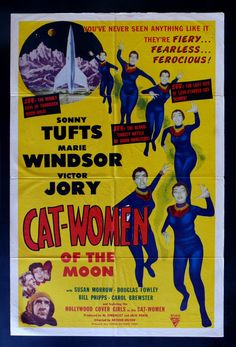 Cat-Woman of the Moon (1953)