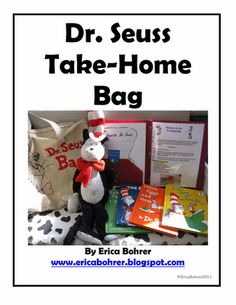 free Dr. Seuss take home bag directions