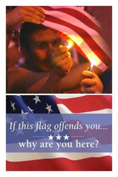 It's not freedom of speech when you destroy that which millions have died to protect. You are a terrorist if you burn our flag. If I burn the LGBT flag would your heads explode? Because I'll tell you right now, NO ONE died for that rainbow cloth. Political Views, Our Country, God Bless America, Before Us, That Way, American Flag, Blessed, Thoughts, Humor