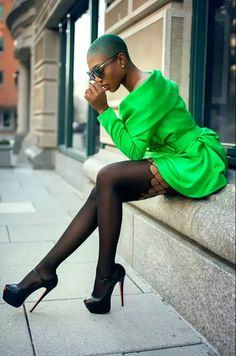 blackfashionstars:Sai SankohWebsite: http://saisankoh.com/  BGKI - the #1 website to view fashionable & stylish black girls shopBGKI today