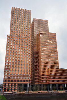 Symphony, Amsterdam Zuidas. Engineering by Inbo
