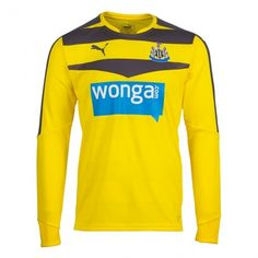 f0374f5a1 Newcastle 2015 2016 Home Goalkeeper Kit s - Available at uksoccershop.com Goalkeeper  Shirts