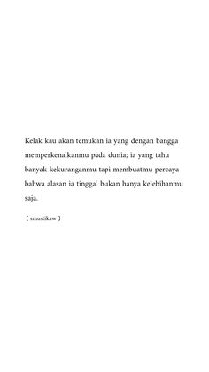 Quotes Rindu, Quotes From Novels, Tumblr Quotes, Mood Quotes, Best Quotes, Qoutes, Life Quotes, Exhausted Quotes, Quotes Galau
