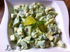 Avocoado salat