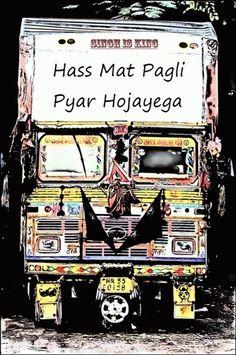 Funny Truck Slogans