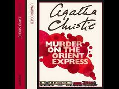 Murder on the Orient Express(Hercule Poirot #10)by Agatha Christie Audiobook - YouTube David Suchet, Thank You For Listening, Hercule Poirot, Orient Express, Agatha Christie, Hercules, Audio Books, Motivation, Youtube