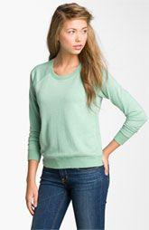 Rubbish® Heathered Sweatshirt