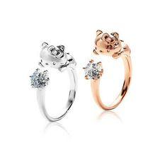 Hello Kitty Gifts, Hello Kitty Jewelry, Hello Kitty Items, Kids Jewelry, Jewelry Accessories, Women Jewelry, Baby Jewelry, Jewelry Logo, Fashion Rings