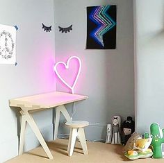 """630 Likes, 2 Comments - A Little Lovely Company (@alittlelovelycompany) on Instagram: """"❤Happy Weeeeekend!!❤❤❤ #NEON #neonlight #neonheart #alittlelovelycompany #pinklove #homelightning…"""""""
