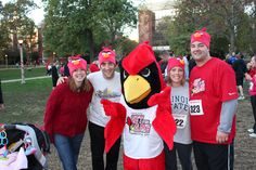 Homecoming Town and Gown 5k run/ 1mile walk