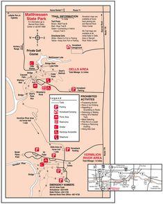 Ptarmigan Trail Map, Glacier National Park Map   Glacier National ...