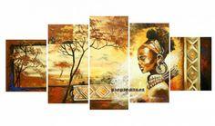 Gallery.ru / Фото #1 - 29 - TATO4KA6 Multiple Canvas Art, African Art, Cross Stitch Patterns, Wall Art, Creative, Artwork, Crafts, Real Life, Stitching