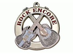 complete 2 rock n' roll series half/full marathons in one year to earn this!  It's a goal!