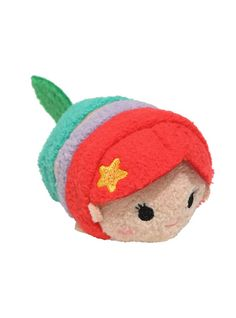 Disney The Little Mermaid Tsum Tsum Ariel Mini Plush,