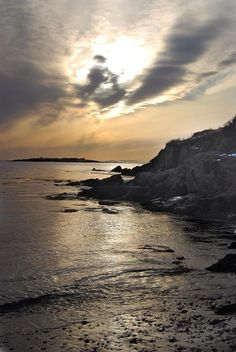Lands End, Harpswell, Maine