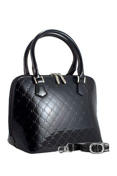 22d7268fde33 Bravo Handbags Anuta Diamond Print Handbag by Bravo Handbags on  HauteLook  Summer Sale