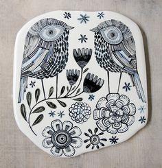4854- 2 Bird-Flora