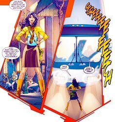Clois Clark Kent Lois Lane, New 52, Superman, Penny Table, Fan Art, Comics, Author, Crystal, Writers