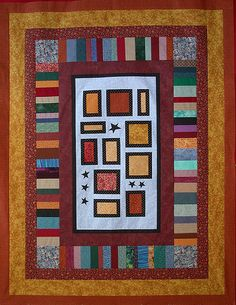 """""""Design-As-You-Go"""" Quilt Top 