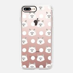 Casetify iPhone 7 Plus Case and other Animals iPhone Covers - Adorable Kitten Face by Pet Friendly   Casetify