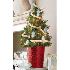9 Best Pre-Decorated Live Christmas Trees images in 2012 ...