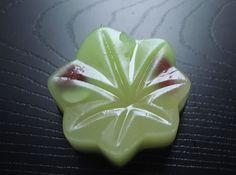 Japanese Sweets, 青楓 Ao kaede - Green maple