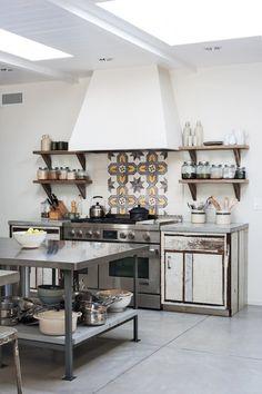 Amanda Pays Kitchen Backsplash, Remodelista