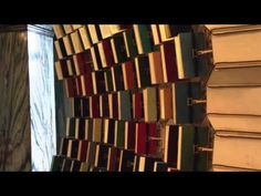 Bristol Central Library art installation - YouTube
