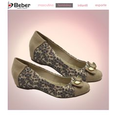 Que tal uma sapatilha?? Passe no Beber e confira os modelos, você vai adorar!!..  https://plus.google.com/u/0/108895303695321285235/posts https://www.facebook.com/lojasbeber https://twitter.com/BeberFashion