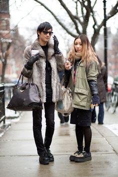 Boston Fashion, Boston Style   Boston Street Style