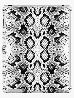 Seamless pattern black on white background. Face Line Drawing, Skin Drawing, Textile Patterns, Textiles, Print Patterns, Snake Patterns, Snake Skin Pattern, Carbon Fiber Wallpaper, Printable Fabric