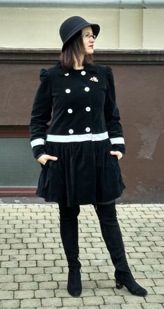 Thrift store coat