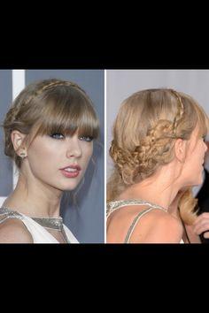 Braids Taylor Swift