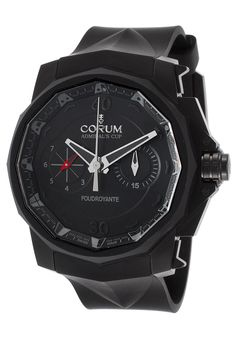 Corum A895-00778-SD Watches,Men's Admiral's Cup Foudroyante Chrono Black Rubber, Limited Edition Corum Automatic Watches
