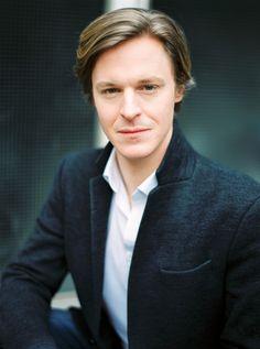 Georg Klimbacher, baritone. Contax 645, Fuji 400H, Carmencita Film Lab by Theresa Pewal
