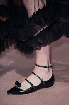 a359bc9c898 Undercover at Paris Spring 2015 (Details) Shoes Sandals