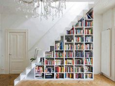 "would be perfect mini ""library"" area with a reading space in front of the area and/or near a window :)"